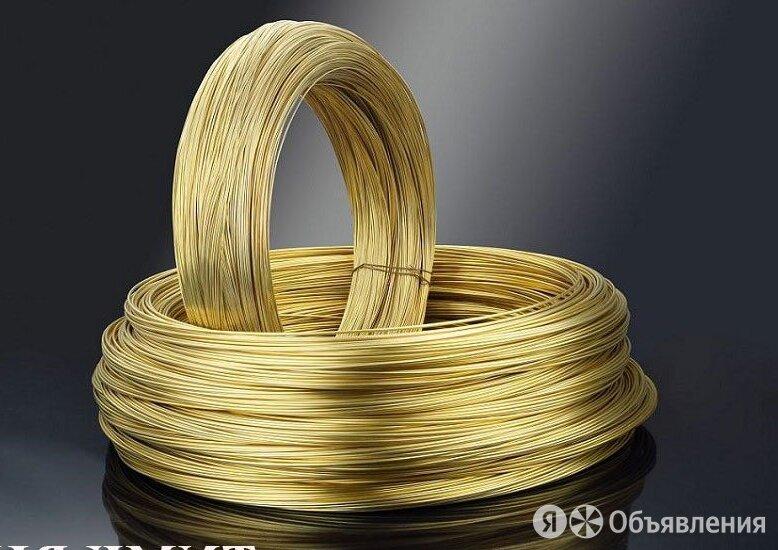 Проволока бронзовая 0.4 мм БРОЦСН3-8-4-1 по цене 1273₽ - Металлопрокат, фото 0