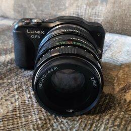Фотоаппараты - Фотоаппарат Panasonic CF-5, 0
