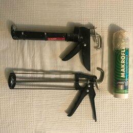 Клеевые пистолеты - Пистолеты для герметиков Зубр, 2шт., 0