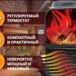 Обогреватели - Портативный обогреватель-камин, 0