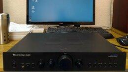 Усилители и ресиверы - Интегральный усилитель Cambridge Audio Azur 340a, 0
