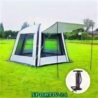 Палатки - Палатка-Шатер с надувным каркасом., 0