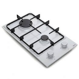 Плиты и варочные панели - Встраиваемая газовая панель Konigin Spark 302 WHE, 0