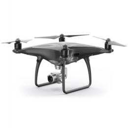 """Квадрокоптеры - Профессиональный дрон DJI Phantom 4 PRO Obsidian, с камерой 4K """"Черный"""", 0"""