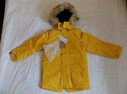 Куртки и пуховики - Reima 134 куртка Naapuri зима желтая, 0
