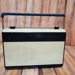 Радиоприемники - Радиоприемник Альпинист 407, СССР , 0
