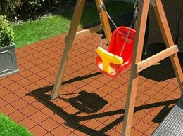 Садовые дорожки и покрытия - Пластиковое модульное  уличное покрытие. , 0