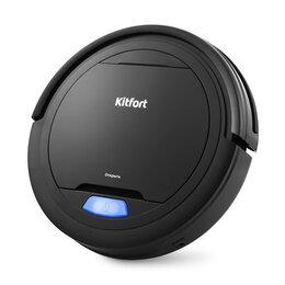 Роботы-пылесосы - Робот-пылесос KITFORT KT-562 , 0