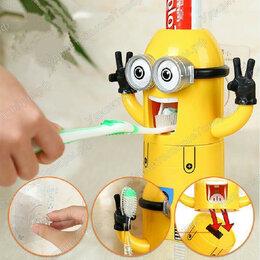 Мыльницы, стаканы и дозаторы - Дозатор для зубной пасты Миньон, 0
