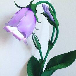 Торшеры и напольные светильники - Торшер цветок колокольчик, 0