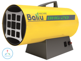 Тепловые пушки - Ballu BHG-40, 0