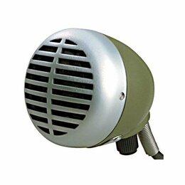 Микрофоны - SHURE 520DX динамический микрофон для губной…, 0