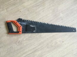 Пилы, ножовки, лобзики - Ножовка по пенобетону Runex Cement 600мм…, 0