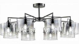 Люстры и потолочные светильники - Люстра на штанге EVOLUCE Nosta SLE155602-08, 0