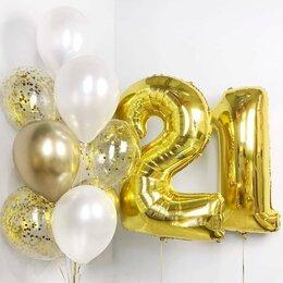 Воздушные шары - Воздушные шары на 21 год, 0