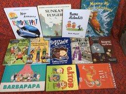 Литература на иностранных языках - Книги для детей на шведском языке , 0