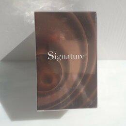 Парфюмерия - Signature Oriflame орифлейм орифлэйм Мужская Туалетная вода духи сигнатюр , 0