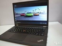 "Ноутбуки - Ноутбук Бизнес класс Lenovo Т440р (14"") i5/8гб/SSD, 0"