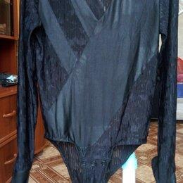 Спортивные костюмы и форма - Рубашка-боди для спортивных танцев Латина Ю1, 0