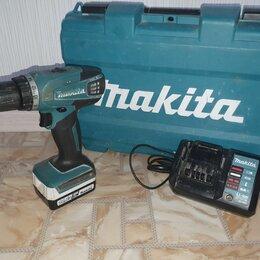 Шуруповерты - Отличный шуруповерт Makita DF347D, 0