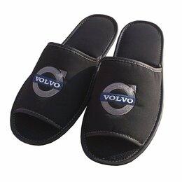 Домашняя обувь - Тапочки Вольво, 0