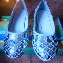 Балетки, туфли - Балетки для девочки, 0