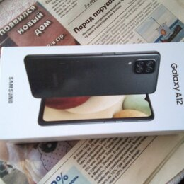 Мобильные телефоны - Samsung galaxy a12 64gb, 0