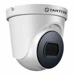 Камеры видеонаблюдения - Видеокамеры, муляжи видеокамер Tantos Цветная уличная видеокамера 4в1 1/2.9 T..., 0