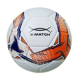 Мячи - Мяч футбольный X-Match, ламинированный, PU+EVA, машинная обработка 56432, 0