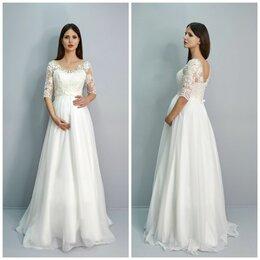 Платья - Свадебное платье большого размера Лаванда, 0
