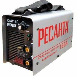 Сварочные аппараты - Сварочный аппарат РЕСАНТА САИ-160 (MMA)…, 0