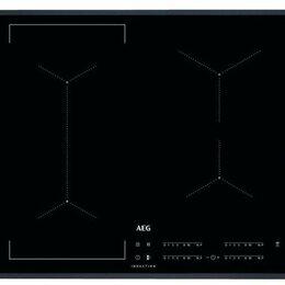 Плиты и варочные панели - Индукционная варочная поверхность AEG IKR 64441 FB, 0