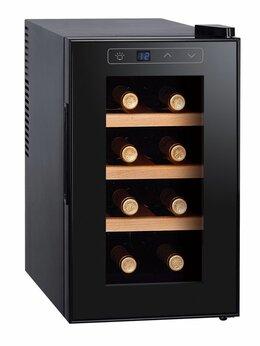 Холодильные шкафы - Холодильный шкаф для вина Gemlux GL-WC-8W, 0