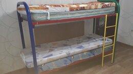 Кроватки - кровать детская двухъярусная., 0