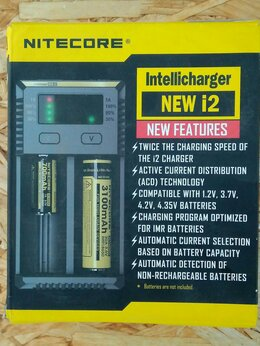 Зарядные устройства для стандартных аккумуляторов - Зарядное устройство Nitecore Intellicharger NEW i2, 0