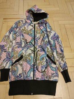 Толстовки - Куртка-толстовка женская, 0