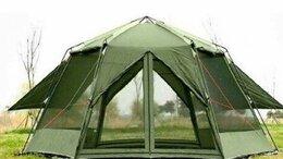 Тенты - шатер - палатка 8 мест с полом, 0
