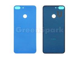Корпусные детали - Задняя крышка для Huawei Honor 9 Lite (голубой), 0