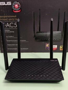 Оборудование Wi-Fi и Bluetooth - Wi-Fi роутер ASUS RT-AC51, 0