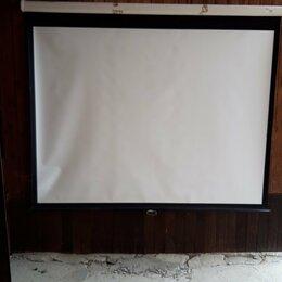 Аксессуары для проекторов - Экран проекционный , 0
