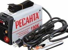 Сварочные аппараты - Сварочный инвертор Ресанта саи 190к, 0