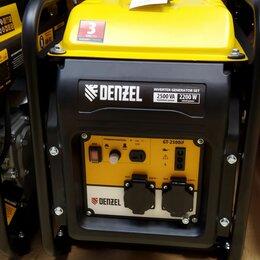 Электрогенераторы и станции - Бензиновый генератор denzel gt-2500if (2200 вт), 0