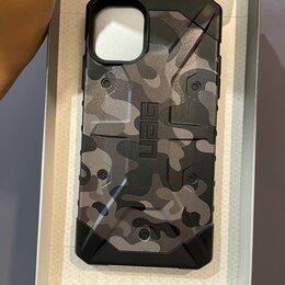 Чехлы - Чехол Uag Pathfinder SE Camo для iPhone 11 черный, 0