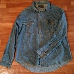 Рубашки - Джинсовая рубашка, 0