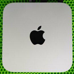 Настольные компьютеры - Мини компьютер Apple Mac Mini A1347 i5-2,5Ghz, DDR3 8Gb, SSD 240Gb, 0