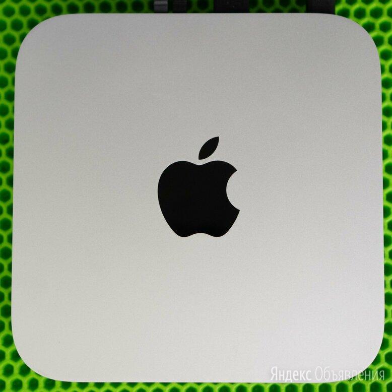 Мини компьютер Apple Mac Mini A1347 i5-2,5Ghz, DDR3 8Gb, SSD 240Gb по цене 14000₽ - Настольные компьютеры, фото 0