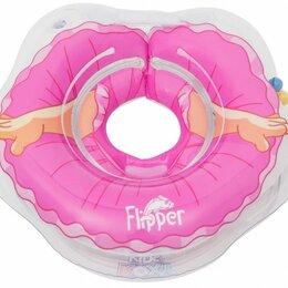 Круги на шею - FL007 ROXY-KIDS Круг-воротник на шею Балерина для купания  0+ мес, 0