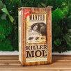 Черви отрава Killer Mol средство против кротов, землероек и грызунов по цене 1390₽ - Отпугиватели и ловушки для птиц и грызунов, фото 4