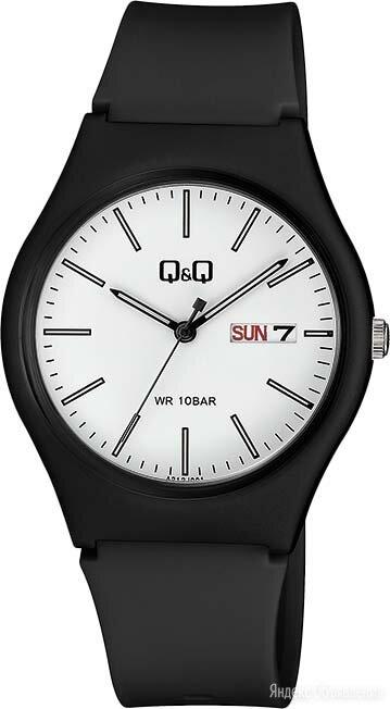 Наручные часы Q&Q A212J001Y по цене 1560₽ - Умные часы и браслеты, фото 0