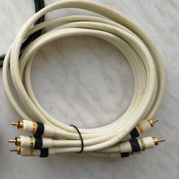 Кабели и разъемы - Компонентный кабель MONSTER CABLE MV1CV-2M , 0